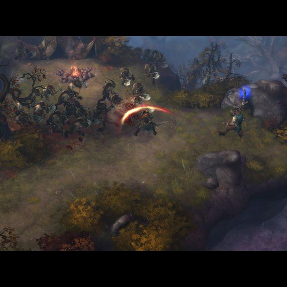 New glimpse of Diablo 3