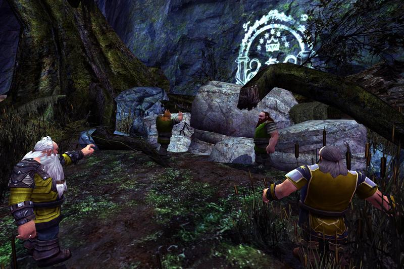 LOTR Online makers open the doors to Moria