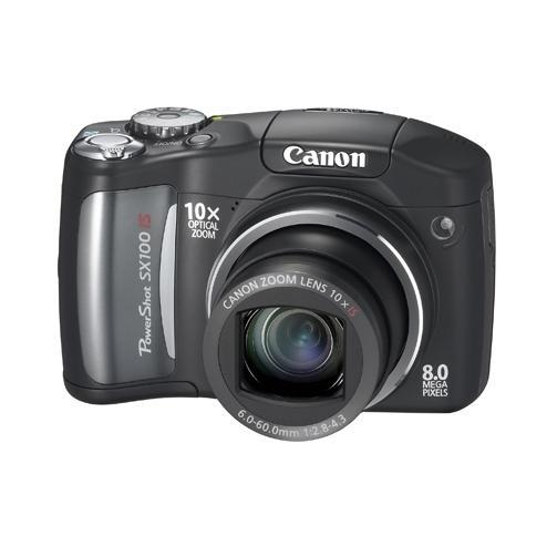 In Pictures: Canon's PowerShot SX100 bridges the gap
