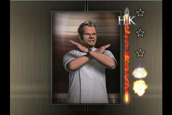 What the fork? Gordon Ramsay game gets PG rating