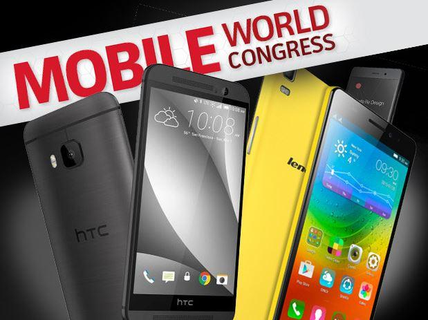 In Pictures: Best new Android & Windows smartphones at MWC 2015