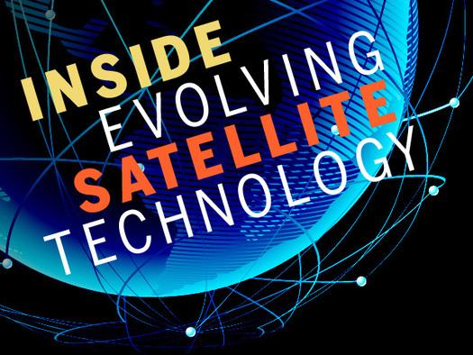 In Pictures: Inside evolving satellite technology
