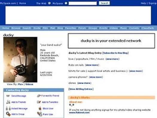 In Pictures: The earliest days of your favourite social networks