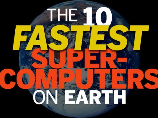 In Pictures: The 10 fastest supercomputers on Earth