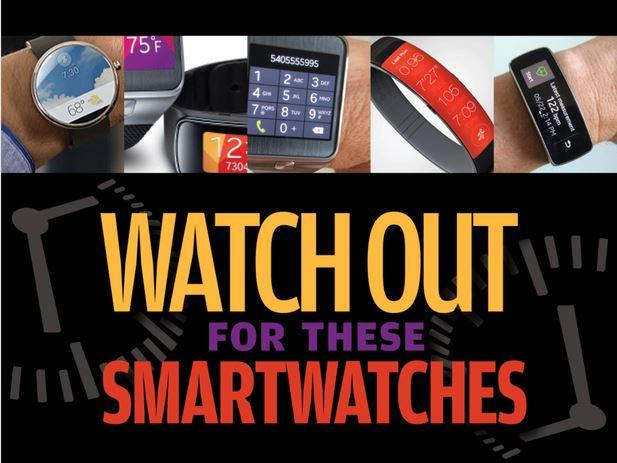 In Pictures: Watch out for these smartwatches