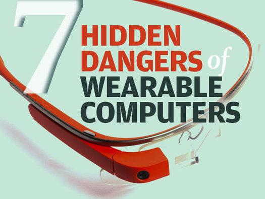 In Pictures: 7 hidden dangers of wearable computers