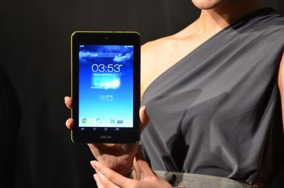 The Asus Memo Pad 2 unveiled at Computex