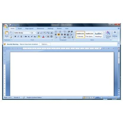 Microsoft Word: The next generation