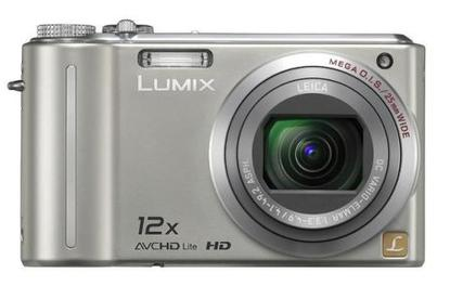 Hands-on test: Panasonic's new 12.1-megapixel DMC-TZ7,is equipped with a 10-element LEICA DC 25mm lens. It's a hybrid camera capable of taking 720p-resolution videos using the AVCHD lite codec, and will feature a 12x optical zoom capable of reaching up to 300mm.
