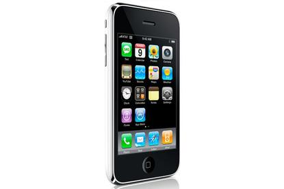 Apple's iPhone 3G.