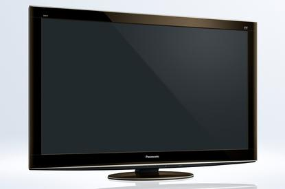 The VIERA TH-P50VT20A is Panasonic's first 3D plasma television to hit the market, with a June release expected.