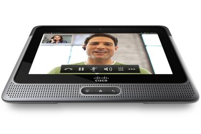 The Cisco Cius tablet is targeted at businesses and is also a virtual desktop designed to access cloud computing services.