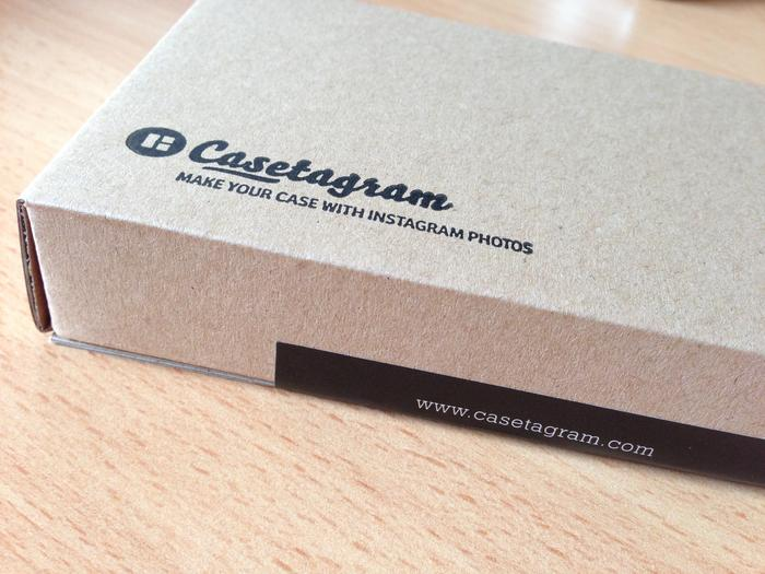 Our Casetagram for the iPhone 5s was delivered in just two days.
