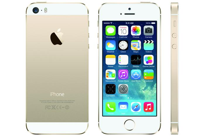 "Apple's new iPhone 5s will support the Optus ""dual-band"" 4G networks in Australia."