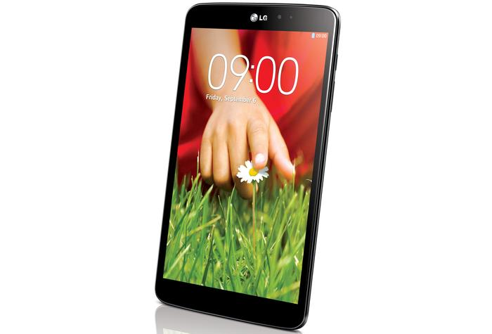 LG's new G Pad 8.3 Android tablet goes on sale next week, through JB Hi-Fi.