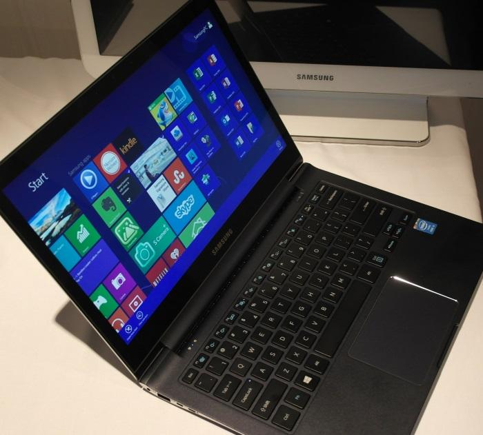 No longer the Series 9: the next generation of the Series 9 is called ATIV Book 9 Plus.