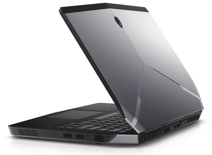 The latest Alienware 13 is the only laptop that can harness the power of the Graphics Amplifier at the moment.