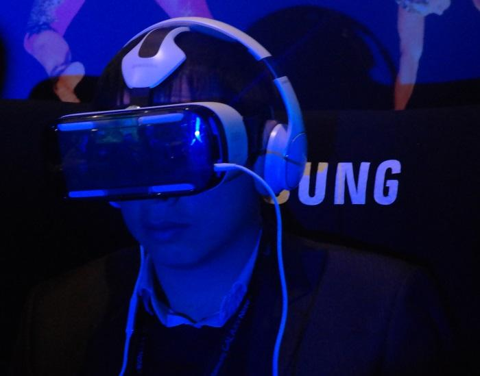 The Gear VR