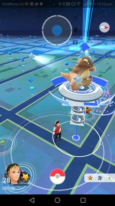Pokemon we thought were rare or impossible are normal for New Yorkers.