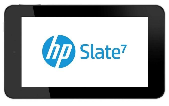The Slate 7 has a 7in screen with a resolution of 1024×600.