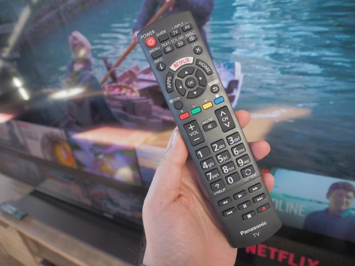 Netflix can be lauched at the press of a button, directly from the remote control. All of Panasonic's 2015 Viera TVs have this feature on the remote control, except for the C400 series TVs.