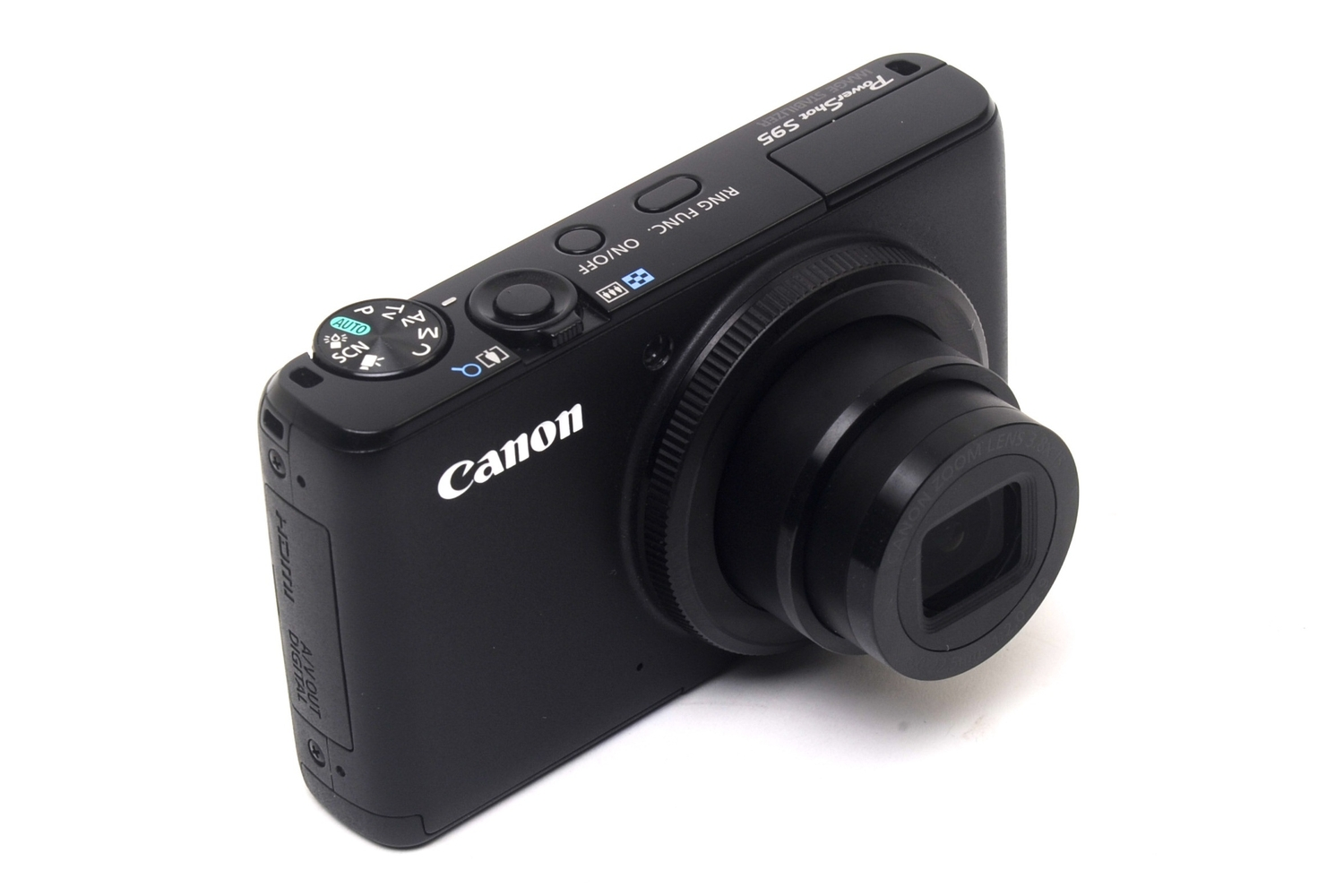 Canon powershot s95 review canon powershot s95 review for Camera and camera