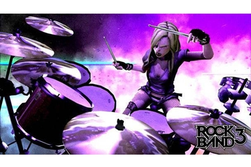 MTV Games Rock Band 3