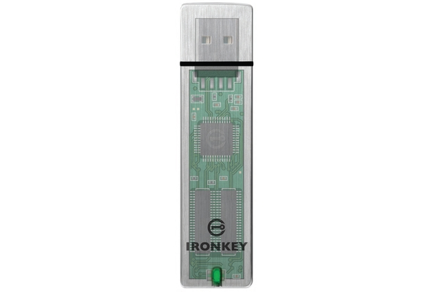 Ironkey 1GB S200 USB Flash Drive 1GB