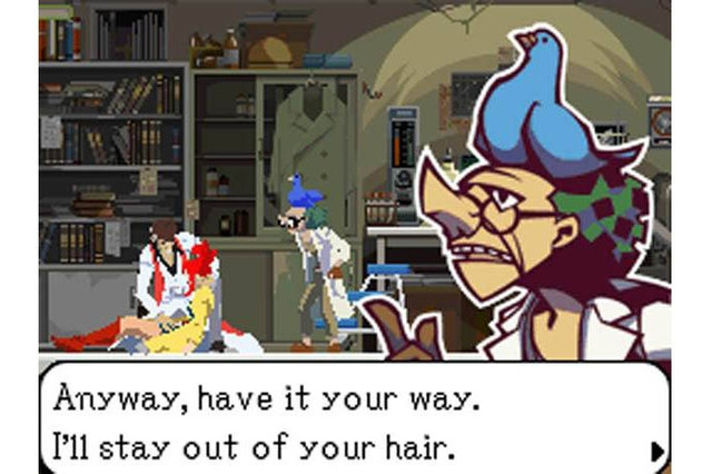 Capcom Ghost Trick: Phantom Detective