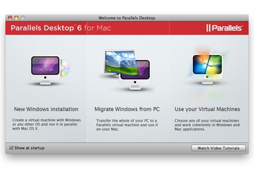 Parallels Desktop 6 for Mac