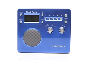 Tivoli Audio SongBook portable radio