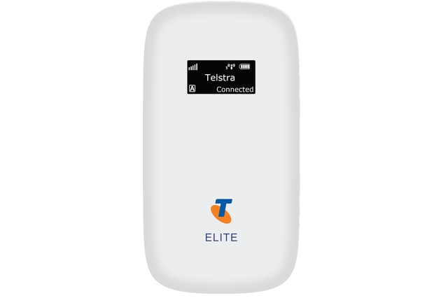 Telstra Corporation Elite Mobile Wi-Fi modem