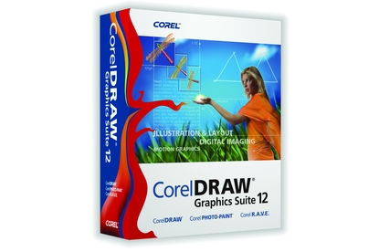 Corel CorelDraw Graphics Suite 12
