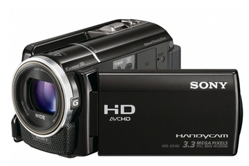 Sony HDR-XR160