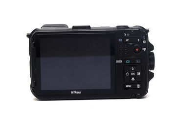 Nikon AW100 rugged digital camera