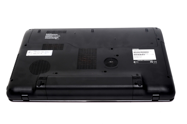 Toshiba Qosmio X770 gaming notebook
