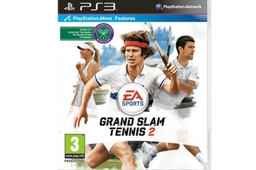 EA Games Grand Slam Tennis 2