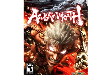 Capcom Asura's Wrath