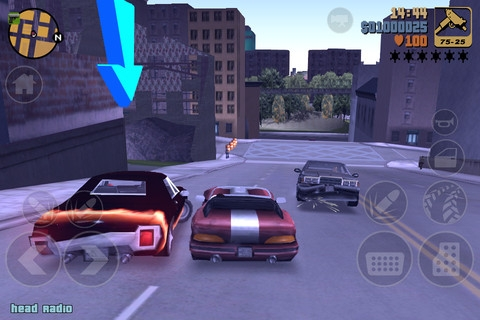 Rockstar Games Grand Theft Auto 3 for iPad