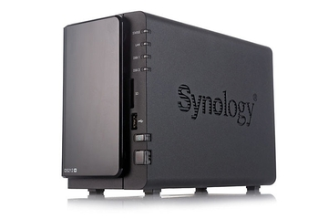 Synology DiskStation DS212+ NAS device