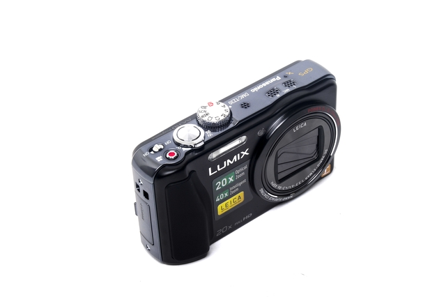 Panasonic Lumix DMC-TZ30 camera