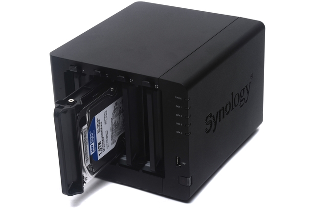 Synology DiskStation DS412+