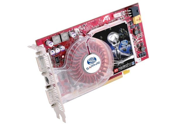 ATI Group Radeon X850 CrossFire Edition