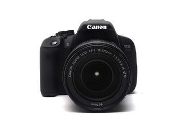 Canon EOS 650D digital SLR camera