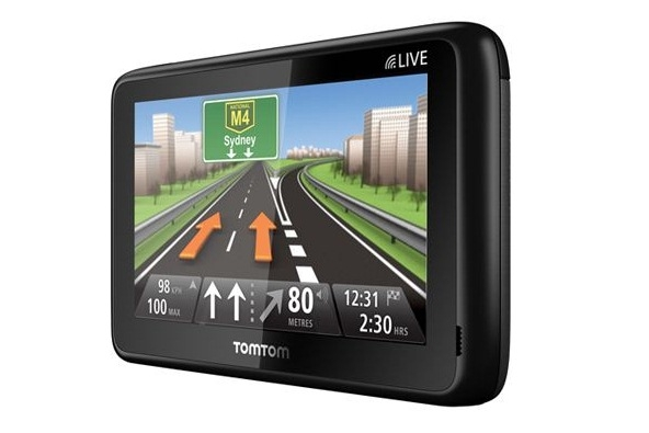 TomTom Go Live 2050 World