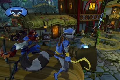 Sony Sly Cooper: Thieves in Time (PS3 & Vita)