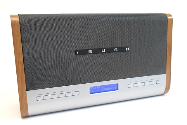 Bush BR40DAB digital radio