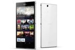 Sony Xperia Z Ultra Android phone (preview)