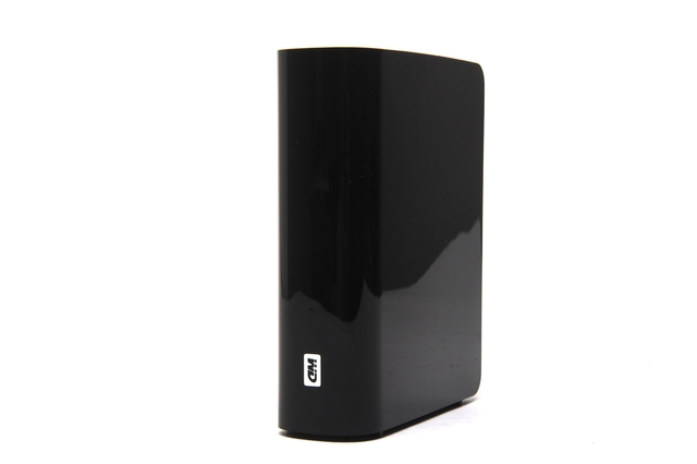 Western Digital My Book AV-TV smart TV hard drive