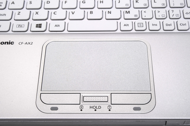 Panasonic Toughbook CF-AX2 convertible Ultrabook